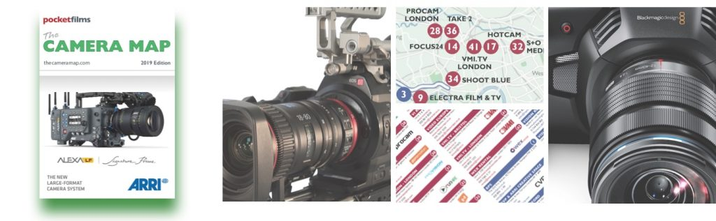 The Camera Map